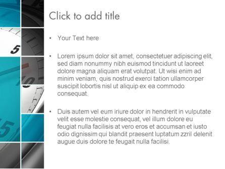 Time Management Concept PowerPoint Template, Slide 3, 13307, Business — PoweredTemplate.com