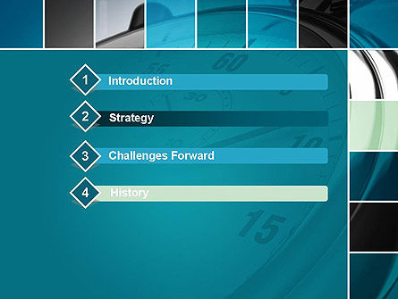 Time Management Concept PowerPoint Template, Slide 3, 13307, Business — PoweredTemplate.com
