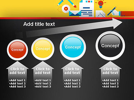 Corporate Design PowerPoint Template Slide 13