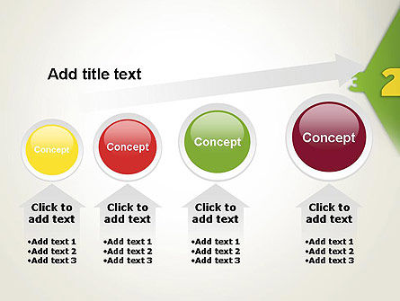 Three Objects PowerPoint Template Slide 13
