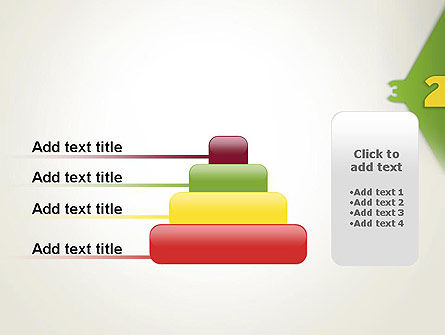Three Objects PowerPoint Template Slide 8