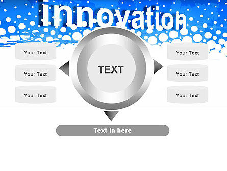 Innovation Button PowerPoint Template Slide 12