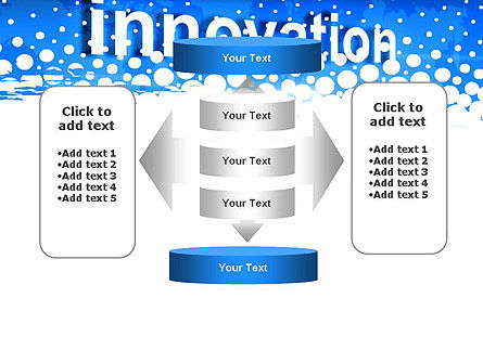 Innovation Button PowerPoint Template Slide 13