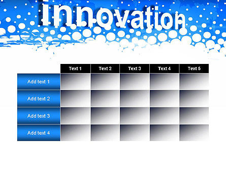 Innovation Button PowerPoint Template Slide 15