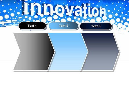 Innovation Button PowerPoint Template Slide 16