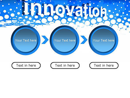 Innovation Button PowerPoint Template Slide 5