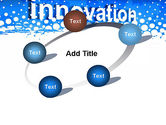 Innovation Button PowerPoint Template#14