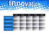 Innovation Button PowerPoint Template#15