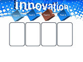 Innovation Button PowerPoint Template#18