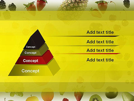 Alkaline Food PowerPoint Template Slide 12