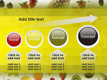 Alkaline Food PowerPoint Template Slide 13