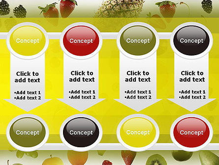 Alkaline Food PowerPoint Template Slide 18