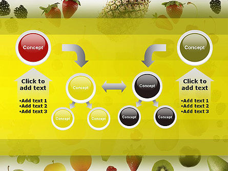 Alkaline Food PowerPoint Template Slide 19