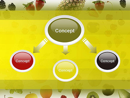 Alkaline Food PowerPoint Template Slide 4