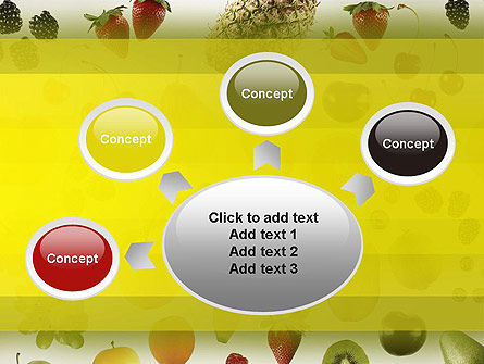 Alkaline Food PowerPoint Template Slide 7