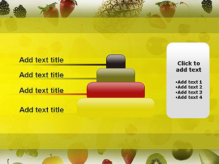 Alkaline Food PowerPoint Template Slide 8