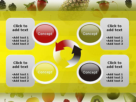 Alkaline Food PowerPoint Template Slide 9