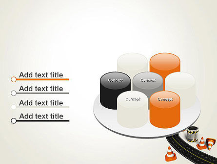 Road Construction Concept PowerPoint Template Slide 12