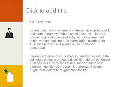 Grid Layout Design PowerPoint Template, Slide 3, 13329, Business — PoweredTemplate.com