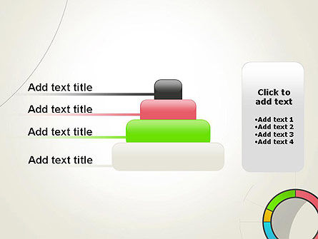 Abstract Chart Style PowerPoint Template Slide 8