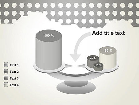 Dotty PowerPoint Template Slide 10