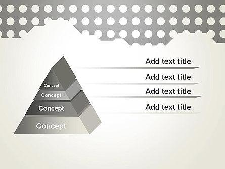 Dotty PowerPoint Template Slide 12