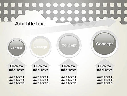 Dotty PowerPoint Template Slide 13