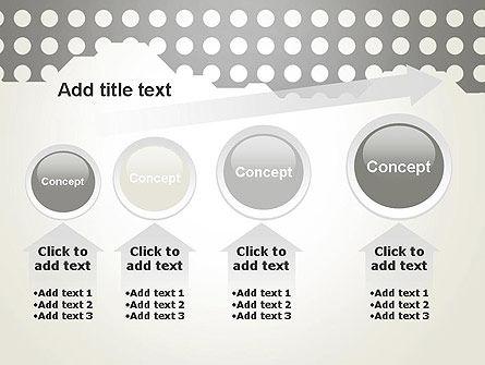 Dotty PowerPoint Template Slide 13