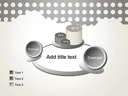 Dotty PowerPoint Template Slide 16