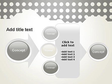 Dotty PowerPoint Template Slide 17