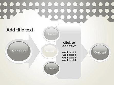 Dotty PowerPoint Template Slide 17
