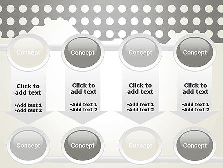 Dotty PowerPoint Template Slide 18
