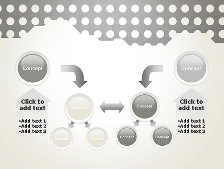 Dotty PowerPoint Template Slide 19