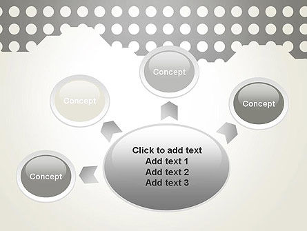 Dotty PowerPoint Template Slide 7