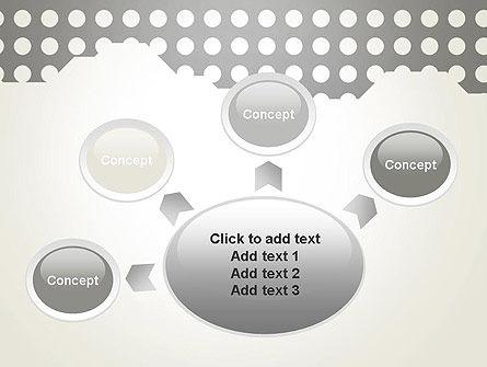 Dotty PowerPoint Template Slide 7