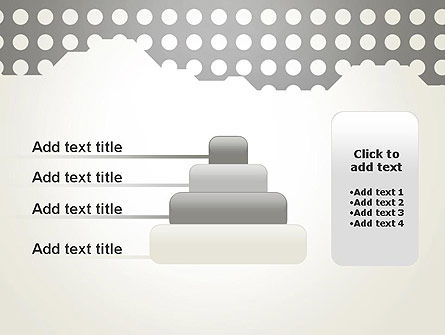 Dotty PowerPoint Template Slide 8