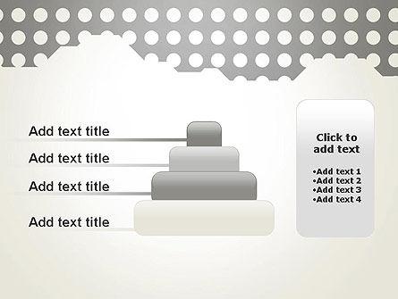Dotty PowerPoint Template Slide 8