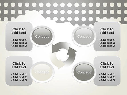 Dotty PowerPoint Template Slide 9