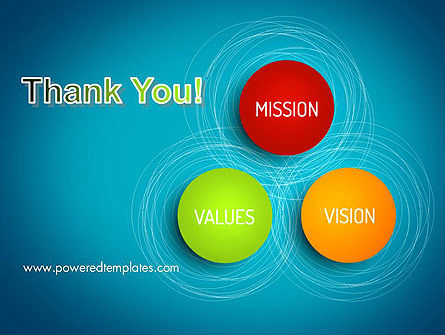 Mission Vision and Values PowerPoint Template Slide 20