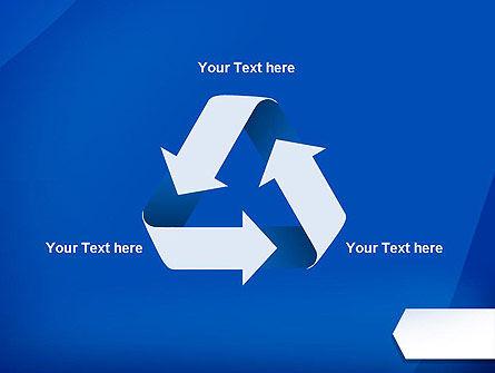 Arrow Bookmark Business PowerPoint Template Slide 10