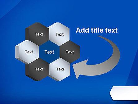 Arrow Bookmark Business PowerPoint Template Slide 11