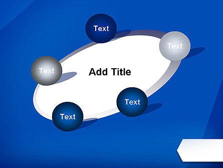 Arrow Bookmark Business PowerPoint Template Slide 14