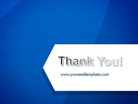 Arrow Bookmark Business PowerPoint Template Slide 20