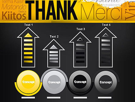 Thank You Collage PowerPoint Template Slide 7