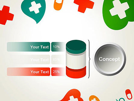 Medical Illustration PowerPoint Template Slide 11