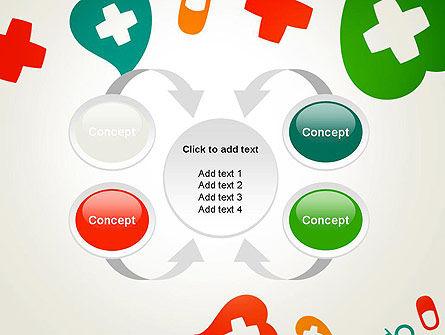 Medical Illustration PowerPoint Template Slide 6