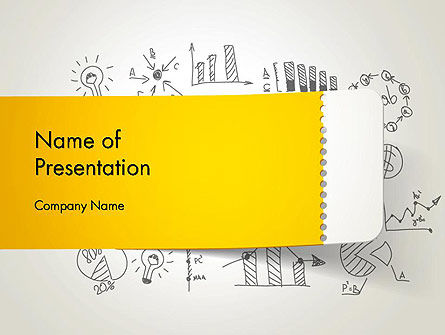 Savvy PowerPoint Template, 13351, Technology and Science — PoweredTemplate.com
