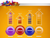 Colorful Letters PowerPoint Template#7