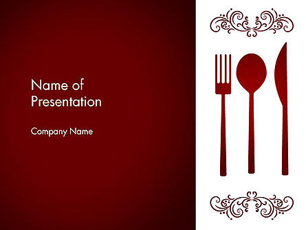 Restaurant presentation powerpoint template backgrounds 13356 restaurant presentation powerpoint template 13356 food beverage poweredtemplate toneelgroepblik Image collections