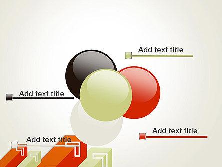 Diagonal Arrows PowerPoint Template Slide 10
